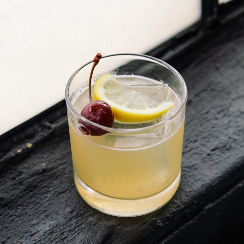 Kinsey Whiskey Sour